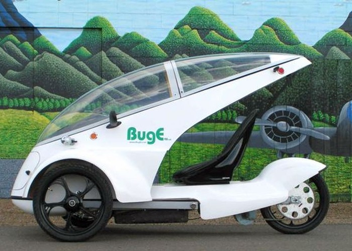 Gallery Electric Trikes Vehicles Trente