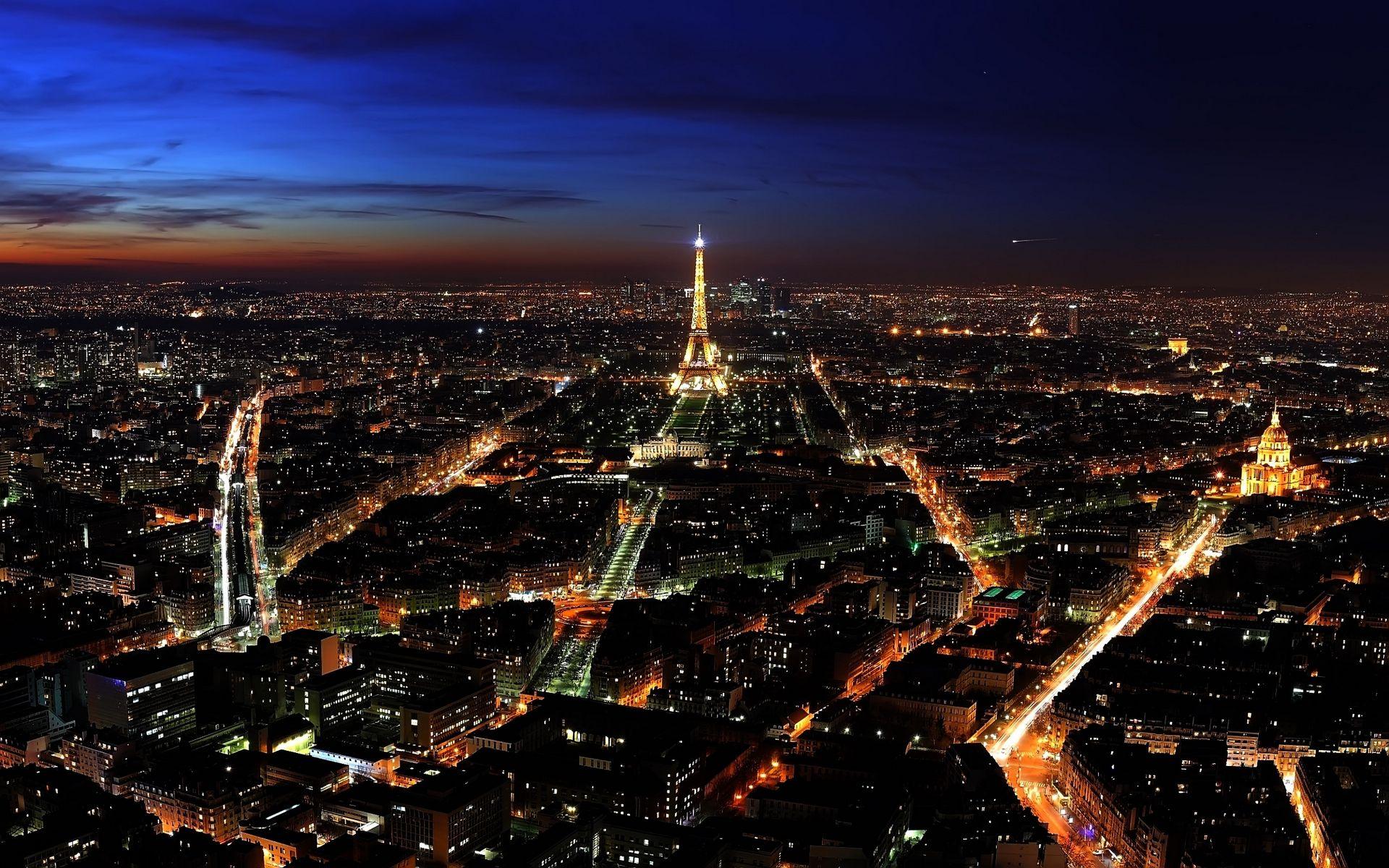 Gallery Cities At Night Trente