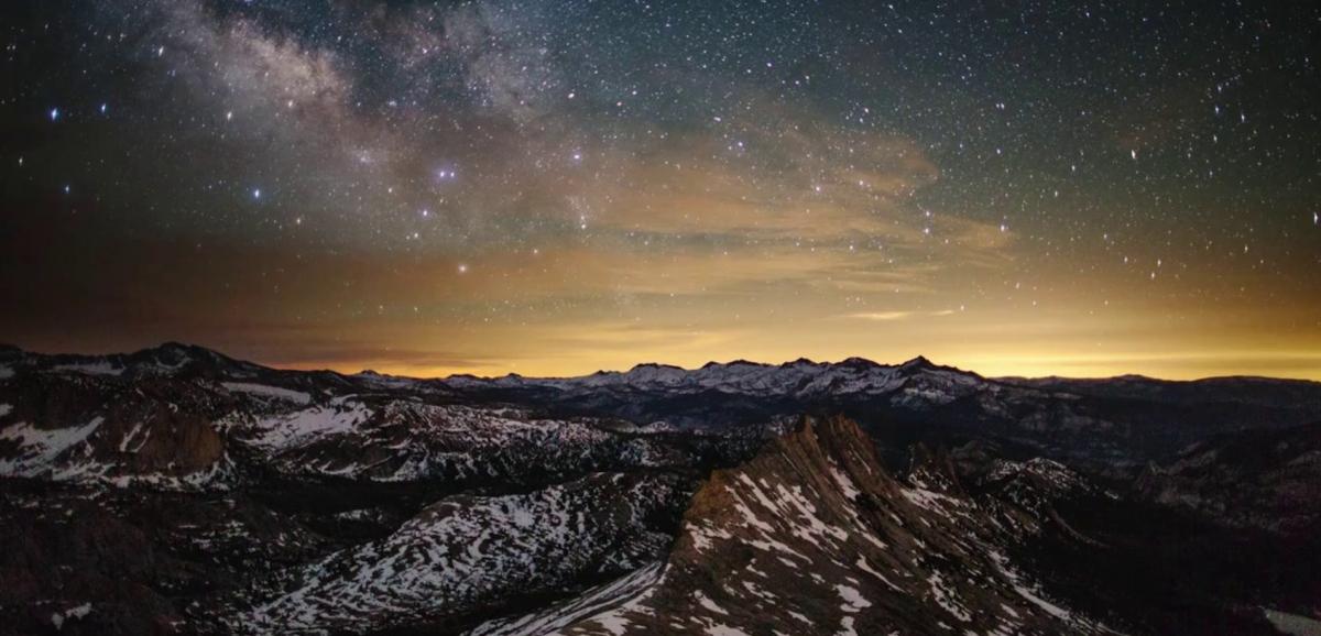 timelapse yosemite hd 2 park night stars