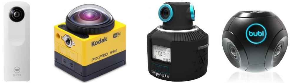 360 degree action camera video photo app capture everything