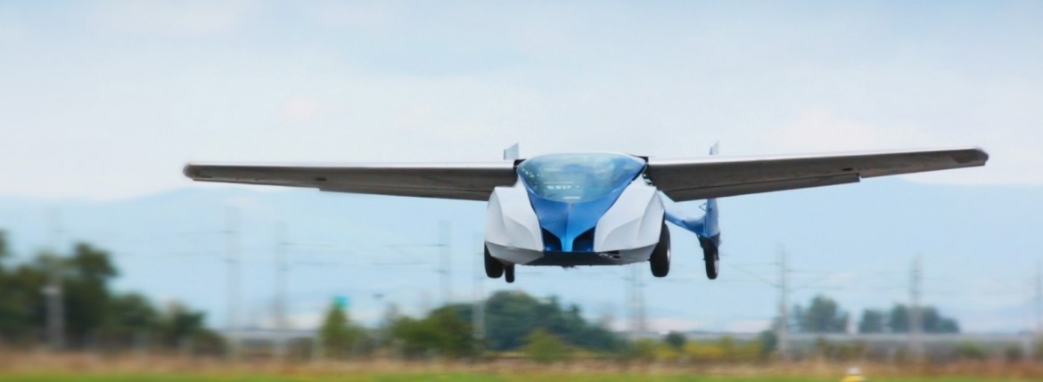 aeromobil flying car fly ultralight