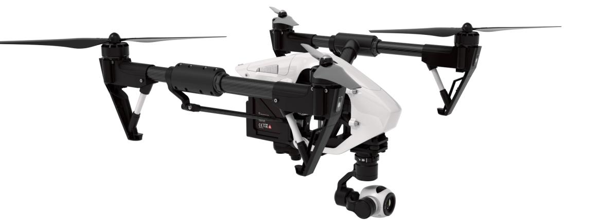 dji inspire 1 one quadcopter drone 4k 30 fps 12 mp