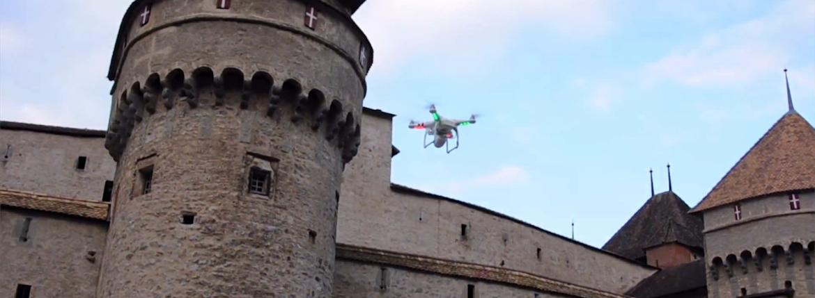pix4dmapper and dji drone make 3d model