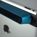 Clip the Structure 3D sensor in your iPad