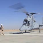 K-Max heavy lifting drone