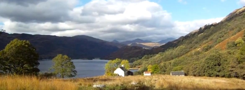 west highland way walking hiking scotland route inversnaid crianlarich