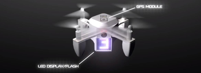 Zano Selfie Taking Nano Drone