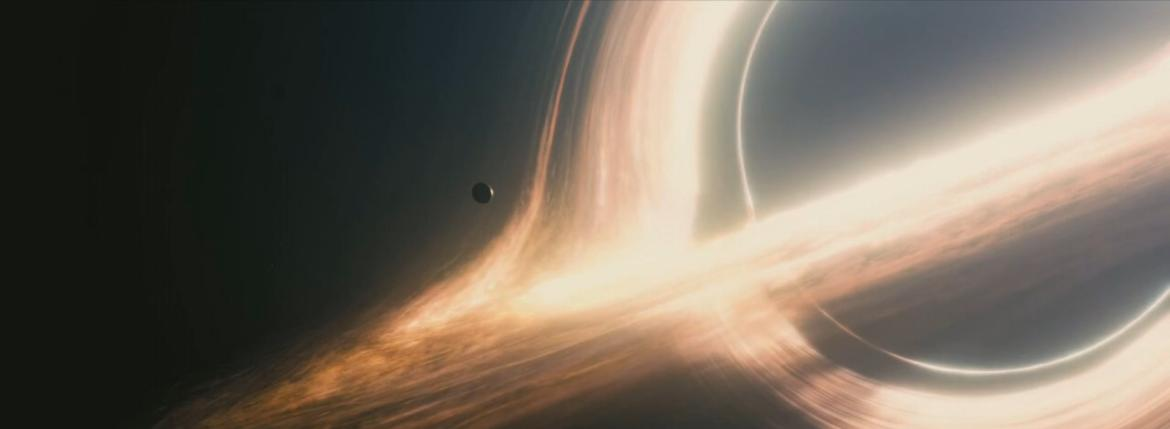 Black hole from Interstellar