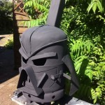Stay warm at this Darth Vader Heater