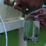Clean drinking-water with the power of the sun