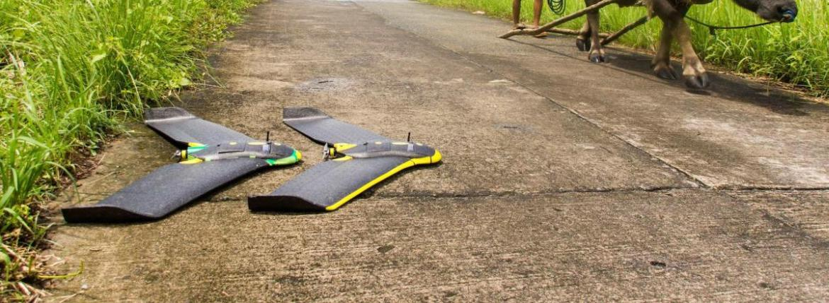 life saving drones rescue mapping drowning heart attack