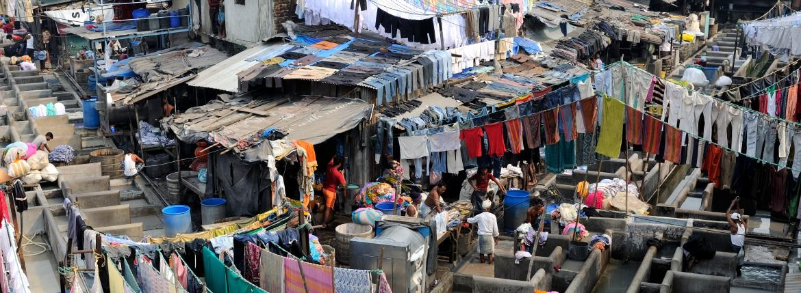 dhobi ghat worlds biggest open air laundry