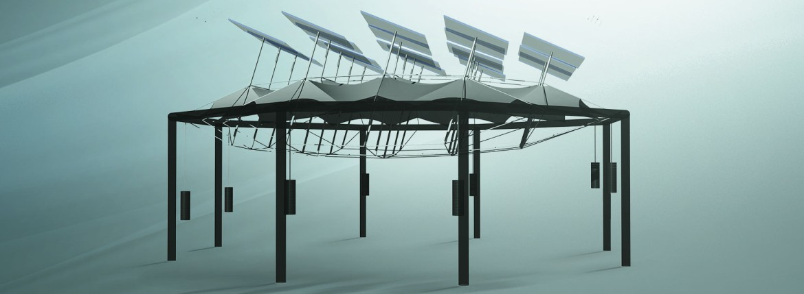 kinegrity directs solar panels for 50 percent more efficiency