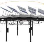 Kinegrity directs solar panels for a higher efficiency. Source: Kinegrity.com