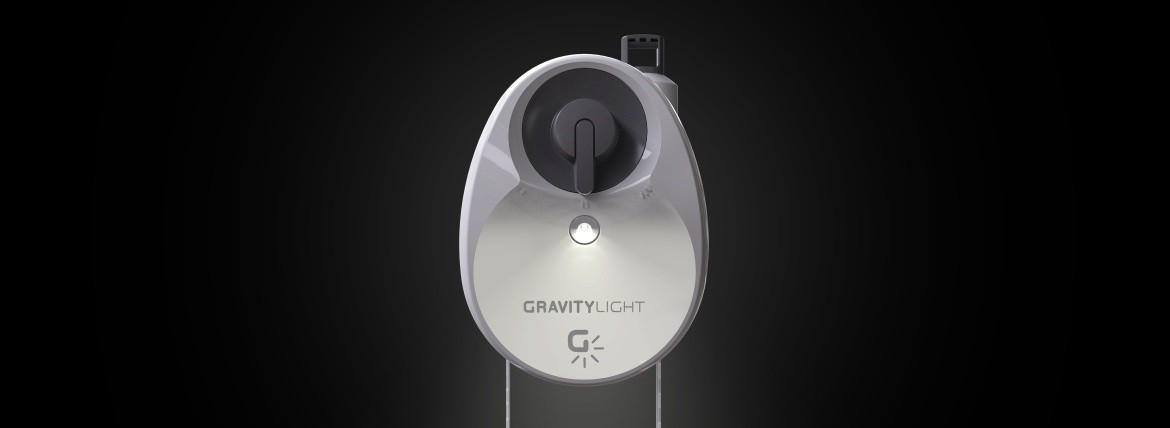 gravity light power electricity generator led